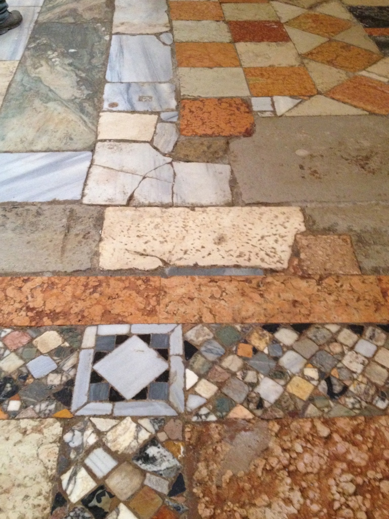 floor torcello