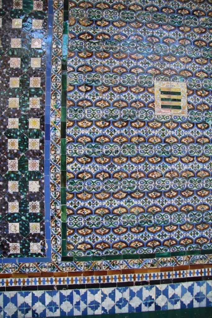 detail tiling