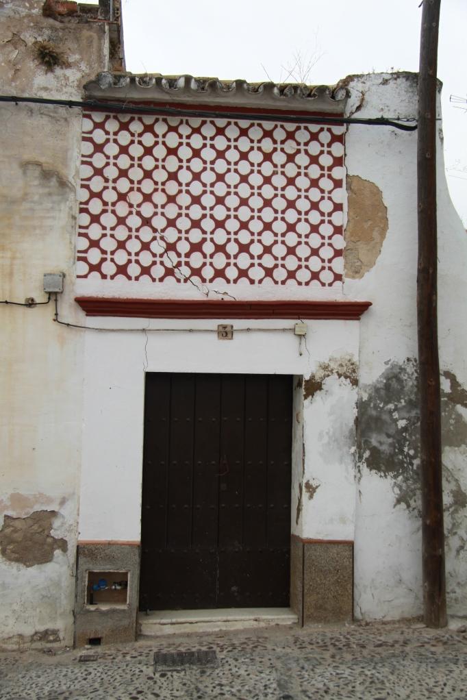 painted wall cordoba