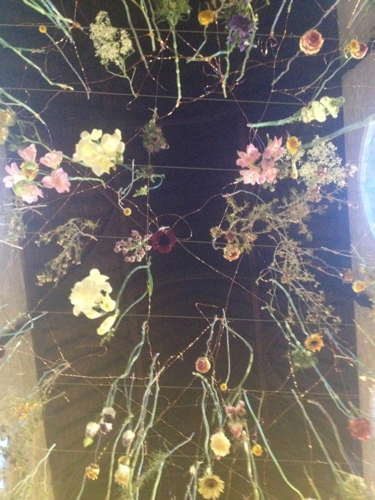 garden museum ceiling