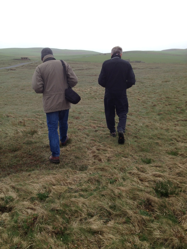 2 blokes in search of a primrose