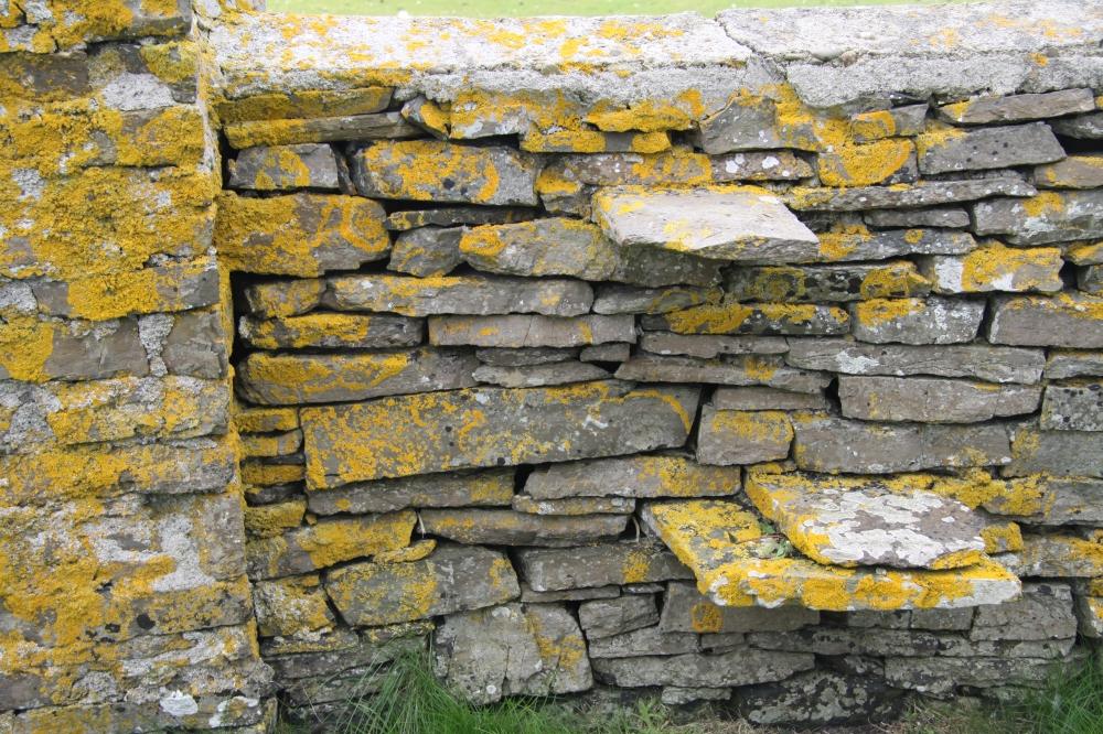st magnus dry stone steps