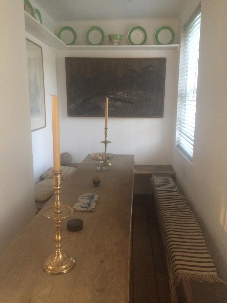 k yard dining room